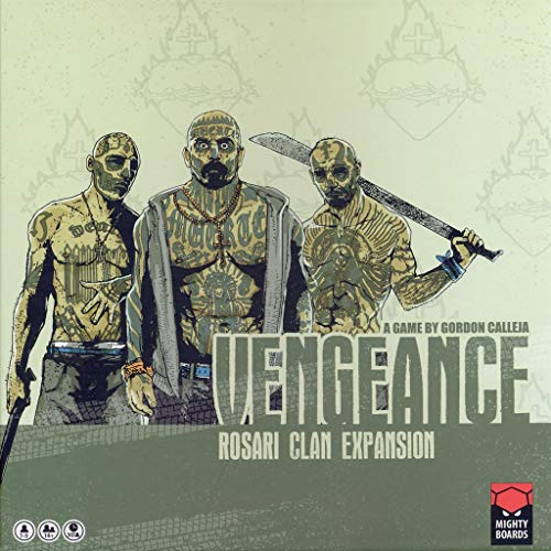 Vengeance Rosari Expansion Board Games