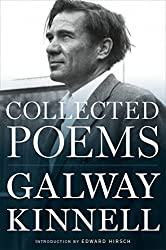 "Cover of Galway Kinnell's ""Collected Poems."""