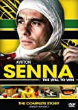NEW Ayrton Senna: The Will To Win (DVD)