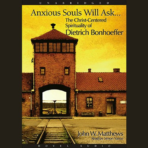 Anxious Souls Will Ask audiobook cover art