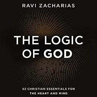 Page de couverture de The Logic of God
