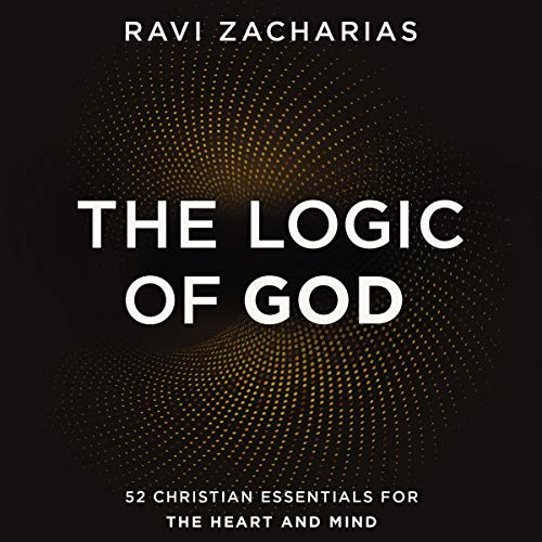 The Logic of God audiobook cover art
