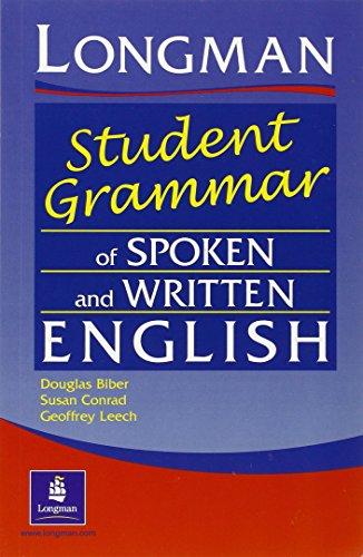 Longman Student Grammar of Spoken and Written Englishの詳細を見る