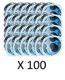 Boite d'encastrement PACK de 100 BOITES D67 P40 - EUR--52062