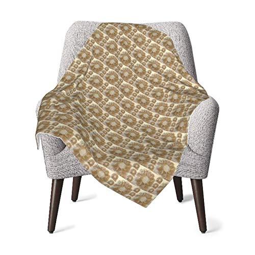Annielou Maa Baby-Decke, für Jungen oder Mädchen, aus Sherpa-Fleece, für Autositz, Kinderwagen, 76,2 x 101,6 cm