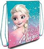 Unbekannt Disney Frozen Die Eiskönigin Kinder Turnbeutel FA-A-BAG-02 41cm 1,3L
