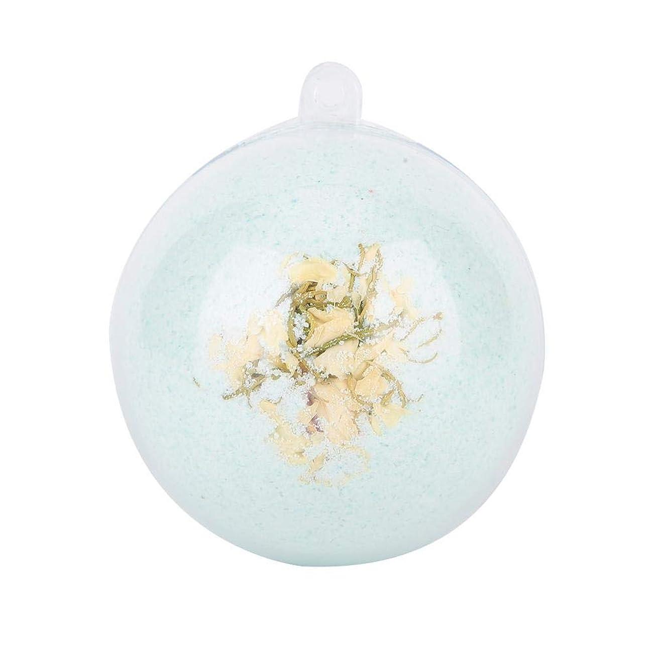 柔らかい足塩辛い無法者dootiバスボム 6個セット 爆弾バスボール 入浴剤 プレゼント用 香り 入浴 風呂 お湯 優しい