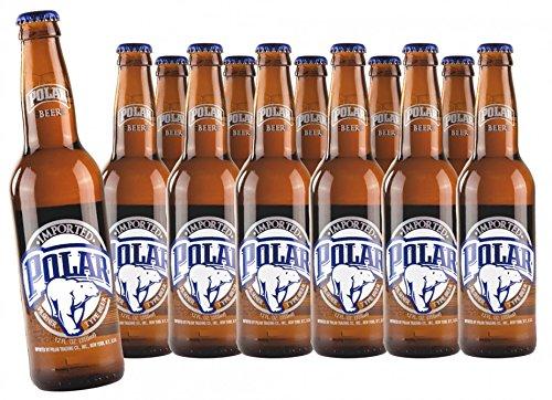 12 x POLAR Bier Cerveza Venezuela 355ml