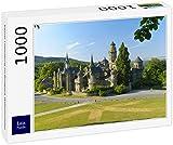 Lais Puzzle El Castillo del León de Kassel en el Parque de la montaña Wilhelmshöhe 1000 Piezas