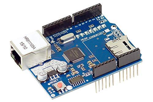 AZDelivery ⭐⭐⭐⭐⭐ 3 x ENC28J60 Ethernet LAN Modulo de Red para Arduino con Ebook Incluido