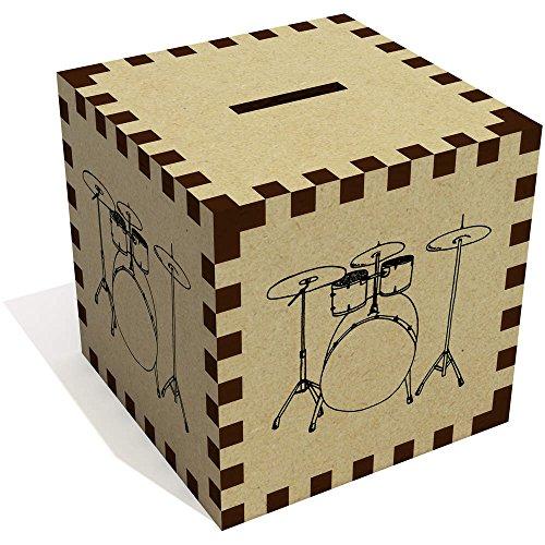 Azeeda 'Schlagzeug' Sparbüchse / Spardose (MB00046383)