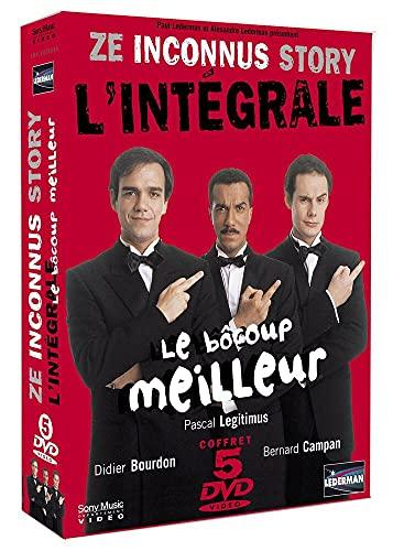 Inconnus (5 Dvd) [Edizione: Francia] [Edizione: Francia]