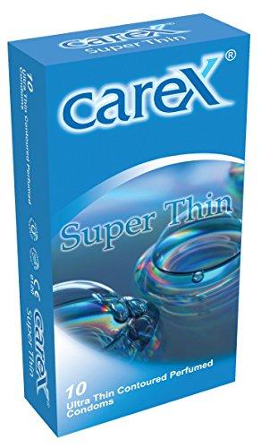 Carex Condoms - Super Thin (Karex, Malaysia) 1 x 10s