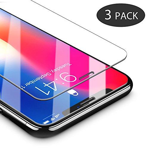Vetro Temperato iPhone X (3 Pack)