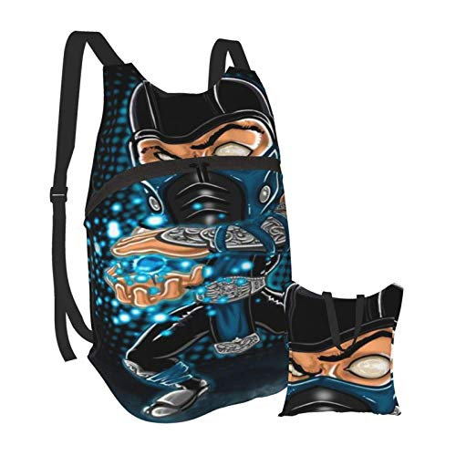 Sub Zero Hiking Backpack Men and Women Waterproof Portable Folding Backpack Travel Sports Shopping Ultra