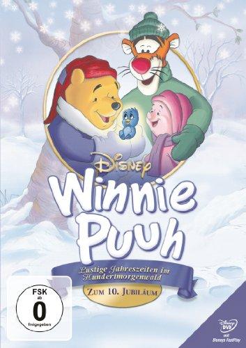 Winnie Puuh - Lustige Jahreszeiten im Hundertmorgenwald: Zum 10. Jubliäum