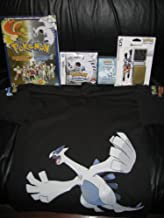 Limited Edition Pokemon Soulsilver with Figurine, Pokedex Strategy Guide, Basic Kit, and Rare Pokemon T-Shirt