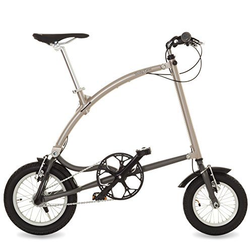 Ossby Curve–Bicicletta Pieghevole