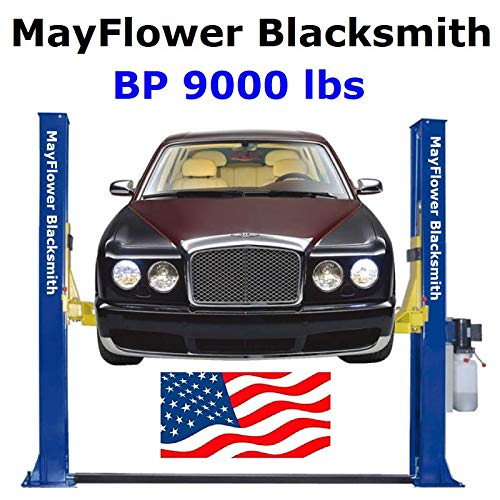 Mayflower Blacksmith Base Plate Two Post Lift car Lift 9000 lbs BP9000