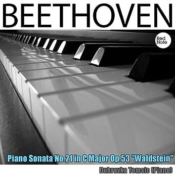 """Beethoven: Piano Sonata No.21 in C Major Op.53 """"Waldstein"""""""