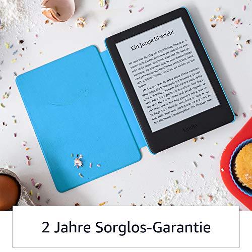 Kindle Kids – mit Zugriff auf mehr als tausend Bücher, blaue Hülle