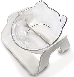 miumiupop, 15° ットボウル フードボウル スタンド ペット食器台 猫 食器 猫ボウル スタンド ペット皿 犬猫用 角度調節 食べやすい ペット用品