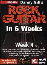 lick library rock guitar in 6 weeks