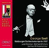 Szell Los Conciertos Sinfonicos De Salzb