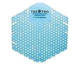 Fre-Pro WAVE 3D - Pissoir & Urinal Einsatz - 30 Tage Frischewirkung - Cotton Blossom, 10 Stück