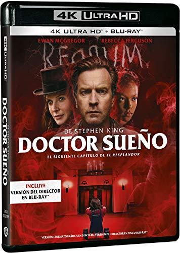 Doctor Sueño 4K UHD + Blu