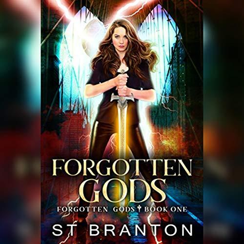 Forgotten Gods cover art