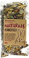 Rosewood Boredom Breaker Natural Treat Summerfield, 100g, transparent