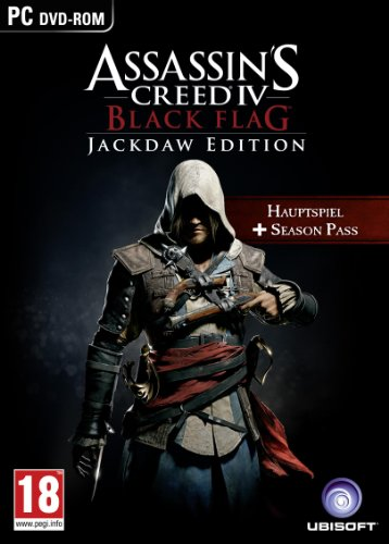 Assassin's Creed 4 Black Flag Jackdaw Edition [AT - PEGI] - [PC]