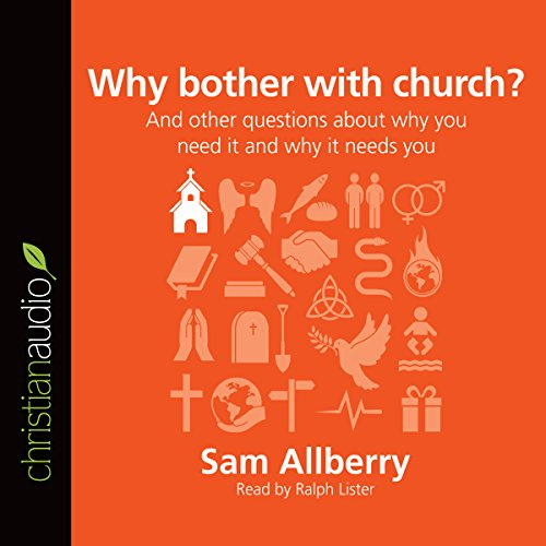 Why Bother with Church? audiobook cover art