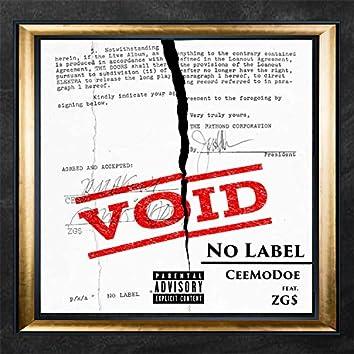 No Label (feat. ZG$)