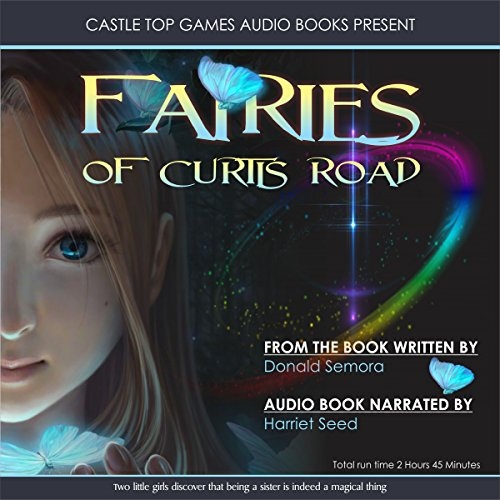 Fairies of Curtis Road audiobook cover art