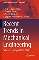 Recent Trends in Mechanical Engineering: Select Proceedings of ICIME 2019 (Lecture Notes in Mechanical Engineering)