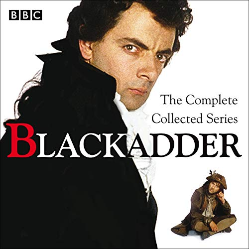 Blackadder: The Complete Collected Series cover art