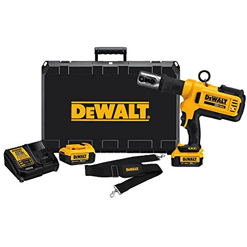 DEWALT 20V MAX Pipe Crimping Tool Kit (DCE200M2)