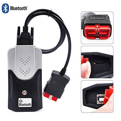 RiSheng Vd TCS CDP Pro Plus 2016 R0 / R3 2015 Keygen Bluetooth Vd DS150E CDP Favorable para la Herramienta de diagnóstico OBD2 Diálogo Delphis automática,Bluetooth