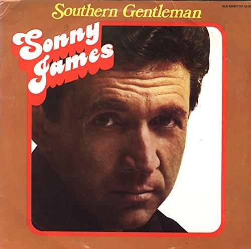 Sonny James - Southern Gentleman - TVP Records - 2 Record Set