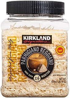 Kirkland Signature Shredded Parmigiano Reggiano, 16 oz