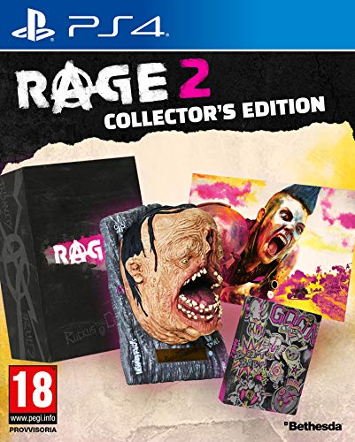Rage 2 - Collector's Edition - PlayStation 4