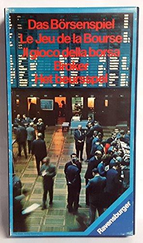 Das Börsenspiel - Ausgabe von 1975
