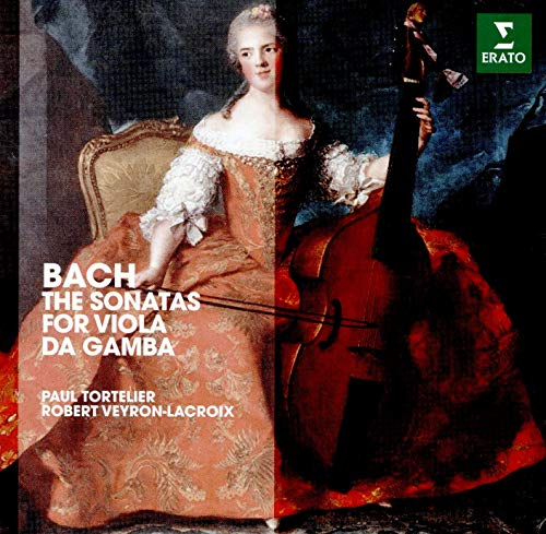Bach - The Sonatas for Viola Da Gamba
