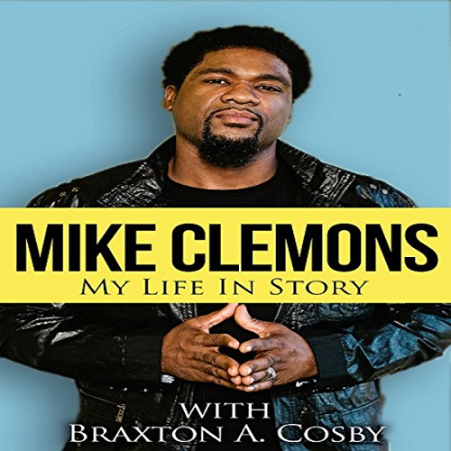 Mike Clemons audiobook cover art