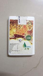 Dtgl Dream Touch Global DTG DETOX EM Fuel Saver Spray for Vehicle 20ML.