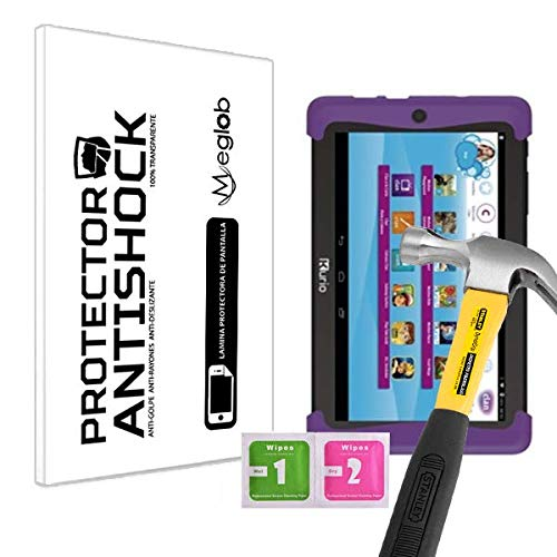 Screen protector Anti-Shock Anti-scratch Anti-Shatter compatibel met Tablet Kurio Clan Motion Pro
