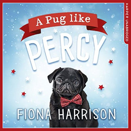 A Pug Like Percy audiobook cover art