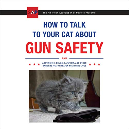 『How to Talk to Your Cat About Gun Safety』のカバーアート